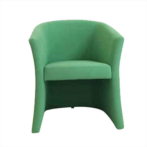 Dining Chair, Biscayne Dining Chair With Caribbean Stripe & Miami Green, ChristiTasker