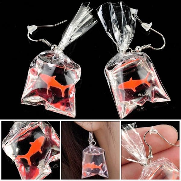 "c4e883a9 7ada 5775 9d4f 3a2b7909c6ca » CHRISTI TASKER MIAMI » Designer Fashion Jewelry & Home Decor Boutique » Coral Conservation Acrylic Earrings | Let's Build Our Fish a New Coral Home » Let's grow new corals and give fish their natural habit back! My handmade acrylic goldfish earrings resemble ""fish out of water with no natural habitat"". A portion of the proceeds of each of my Gone Saltwater Fishing earrings will benefit Mote Laboratory to assist in the continued works of David Vaughan. He is the scientist who accidentally discovered a new coral fragmentation method which is growing coral 40 times faster than in the wild. Coral is an imperative part of our ecosystem that has been severely affected by global warming. As a trained scuba diver, I would love to see David's discoveries work in the wild. Normal coral sexual maturity takes anywhere from 25 to 75 years. David's accidental new coral fragmentation discovery in Mote Laboratory too just 3 years. Conservationists and Scientists plan to plant 100,000 pieces of coral around the Florida Reef Tract by the end of 2019. Millions more around the world need to be planted in the years to come. With each purchase of each pair of ""Gone Saltwater Earrings,"" you'll be helping in the new coral growth efforts."